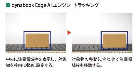 図3:「dynabook Edge AI エンジン」を...