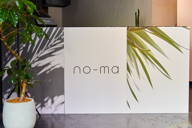 "渋谷PARCOで開催されたSUSTAINABLE FASHION CAMPAIGN ""CYCLE""に「no-ma」が出店"