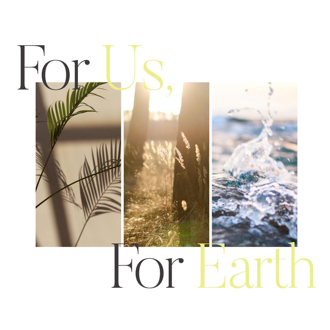 渋谷スペイン坂「no-ma」にて、サステナブルやエシカルがテーマのポップアップストア「For Us, For Earth」 を開催