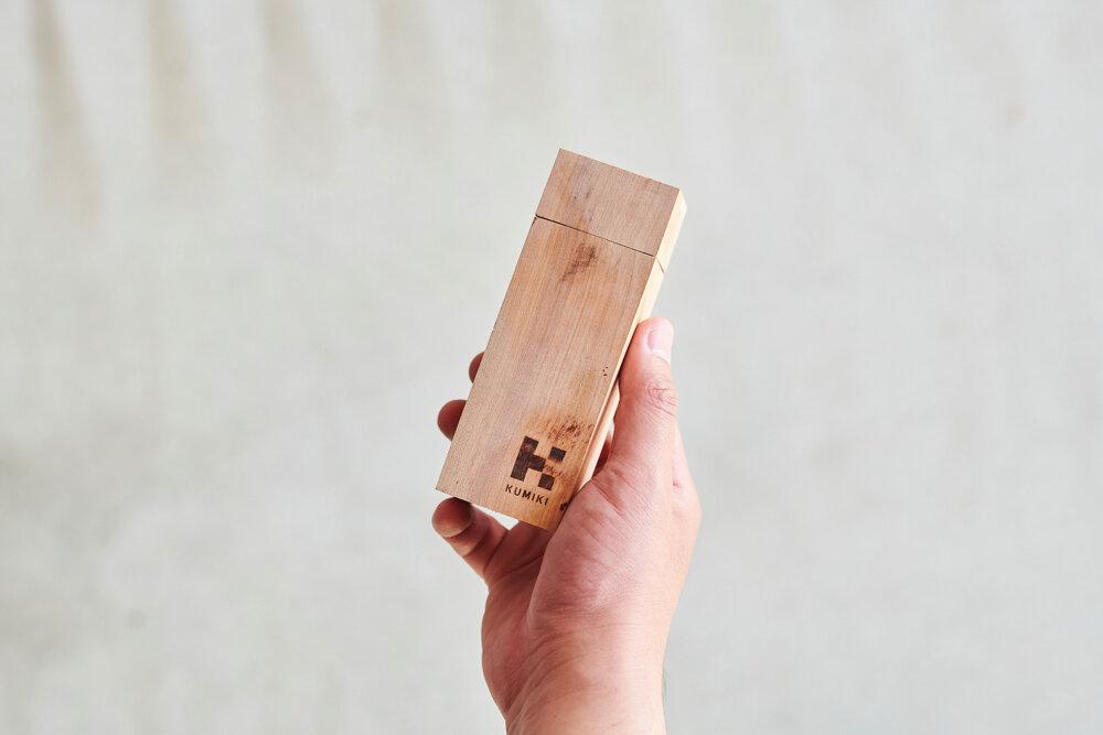 永く愛用できて自然に溶け込むミニマムなデザイン。キャンプで使いたい調理器具「KUMIKI」