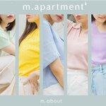 女性向けサービス『MERY』 、韓国ファッションECサイト『m.about』ポップアップを開催
