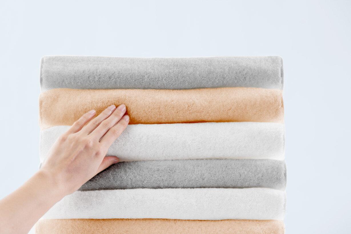 肌にも地球にもやさしい選択を。弱酸性で植物由来の「Bio Towel」