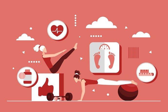 生理期間の筋トレは効果がない?生理周期から見る、筋トレに適した時期と効果