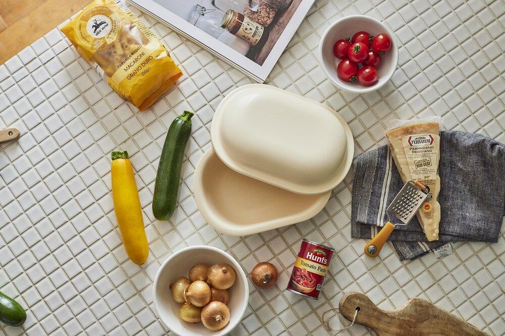 調理したら、そのまま食卓へ。無水調理もできる調理器「RANGESTAR」