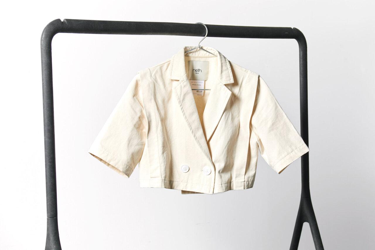"""羽織るだけで15年前へトリップ。自分的""""ときめきジャケット"""""""