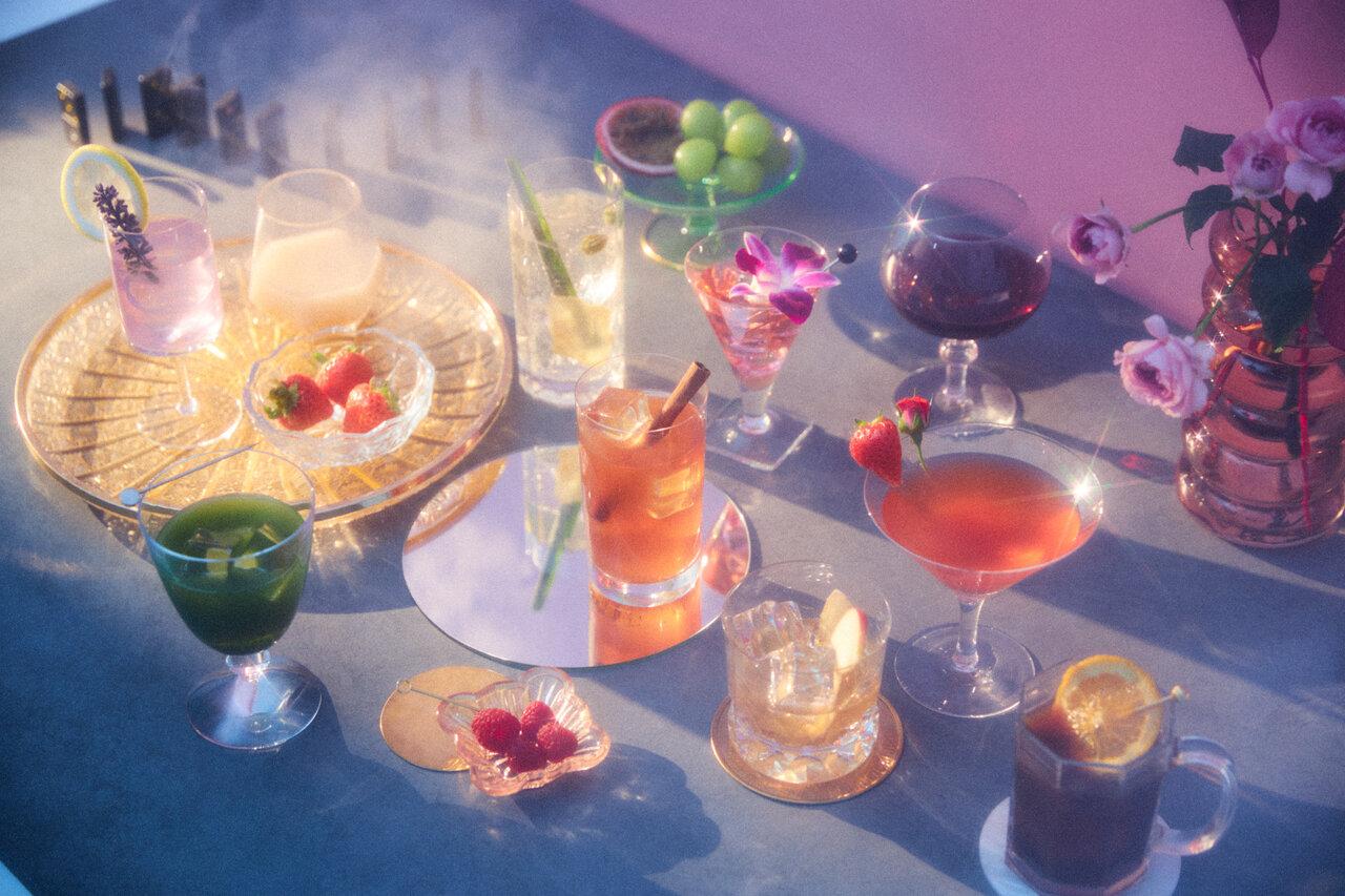 うっとり夢見心地へと誘う。ナチュラル製法のお洒落な低アルコールクラフトカクテル「koyoi」