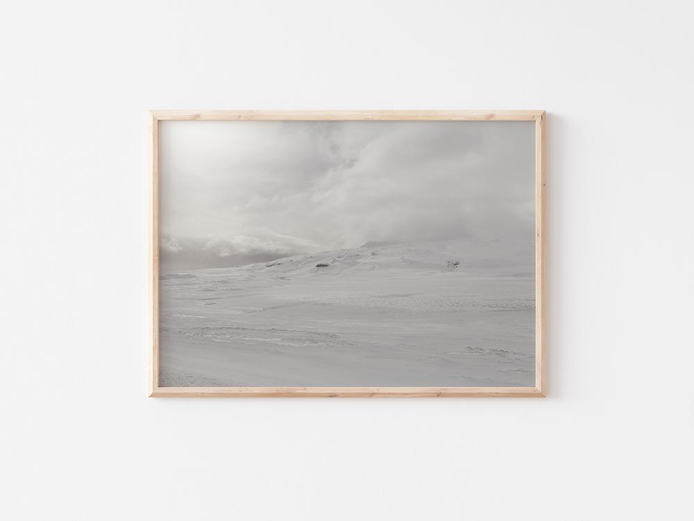 Shades of White | Iceland, 2017