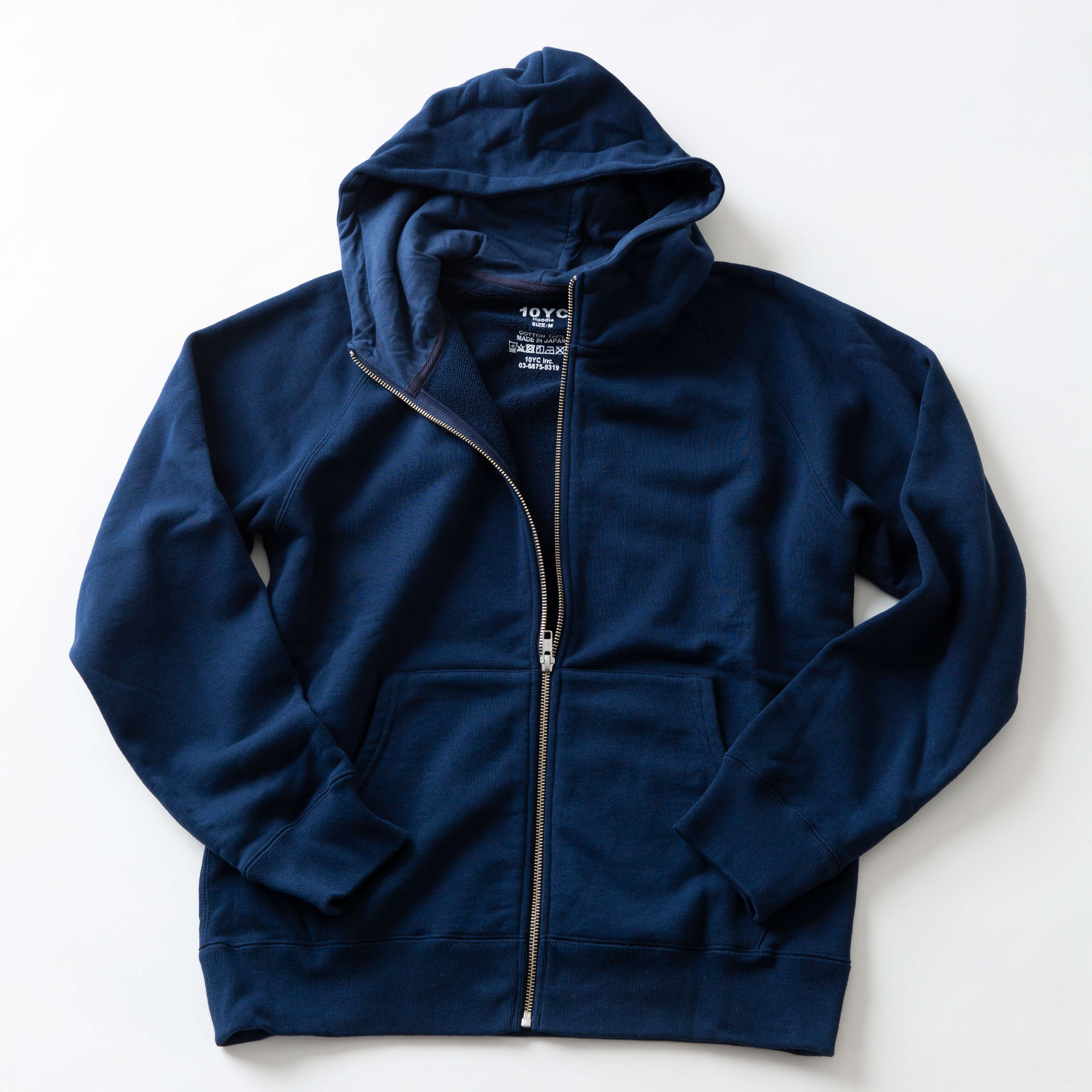 Zipup Hoodie NAVY 17,738円(税込)