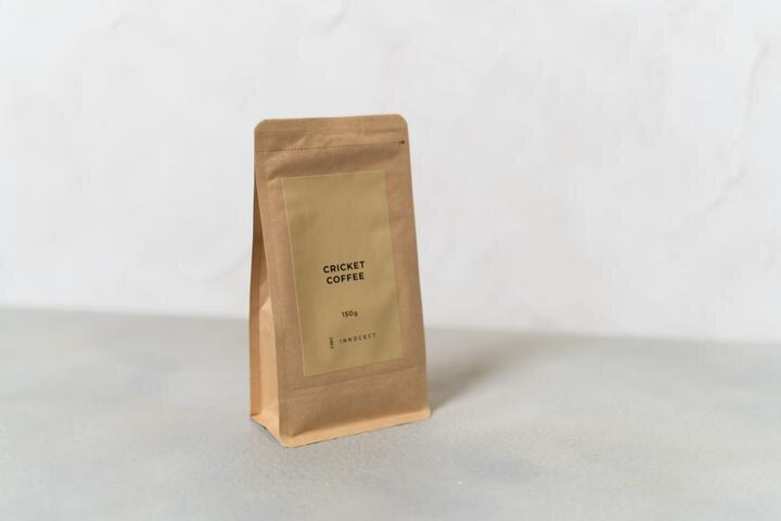 クリケットコーヒー 150g 1,649円(税込)