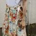 久留米絣がモダンなスカートに!纏える文化財「Kurume Kasuri Maxi」の受注販売スタート - no-ma